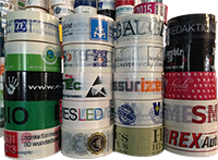 Klebeband mit Logo bedruckt Packband