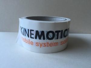 verpackungsband mit logo